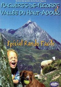Bagnères-de-Bigorre, vallée du Haut-Adour : spécial rando facile !