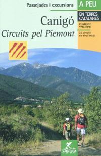 Canigo : circuits pel Piemont