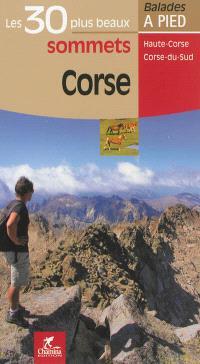 Corse : Haute-Corse, Corse-du-Sud