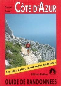 Côte d'Azur : guide de randonnées