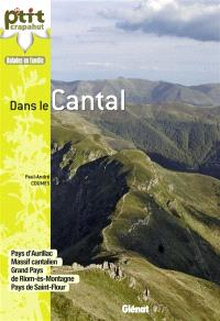 Dans le Cantal : pays d'Aurillac, massif cantalien, grand pays de Riom-ès-Montagne, pays de Saint-Flour