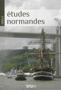 Etudes normandes. n° 1 (2013), Fêtes et imaginaires en Seine-scène : regards sur l'Armada et autres mises en Seine normandes