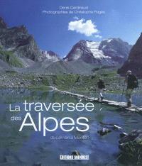 La traversée des Alpes : du Léman à Menton