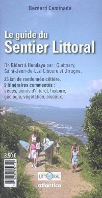 Le guide du sentier littoral