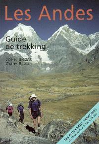 Les Andes : guide de trekking