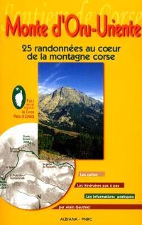 Monte d'Oru : 25 randonnées dans le massif depuis Vizzavona et ses alentours