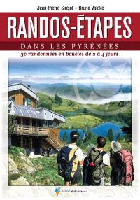 Rando-étapes dans les Pyrénées