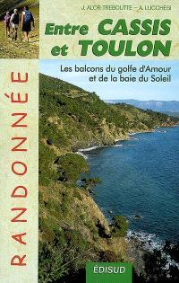 Randonnée entre Cassis et Toulon : les balcons du golfe d'Amour et de la baie du Soleil
