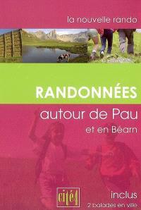 Randonnées autour de Pau et en Béarn