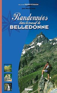 Randonnées dans le massif de Belledonne