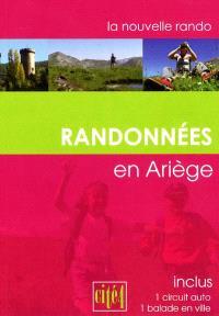 Randonnées en Ariège