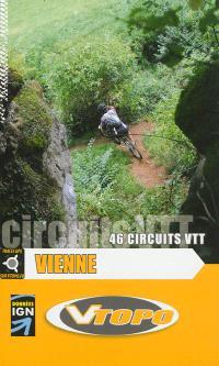 Vienne : 46 circuits VTT
