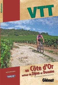 VTT en Côte-d'Or, autour de Dijon et Beaune