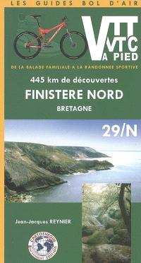 Finistère Nord, Bretagne, 29N : 445 km de découvertes