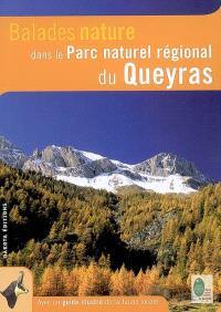 Balades nature dans le Parc naturel régional du Queyras