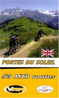 Portes du soleil : 53 MTB routes