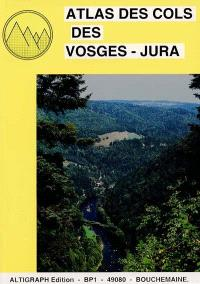 Atlas des cols des Vosges et du Jura