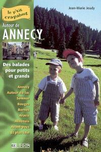 Autour d'Annecy : balades pour petits et grands