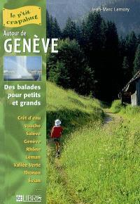 Autour de Genève : balades pour petits et grands