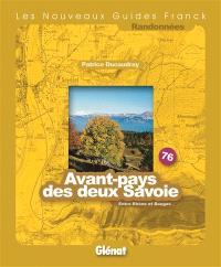 Avant-pays des deux Savoie : entre Rhône et Bauges