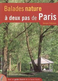 Balades nature à deux pas de Paris