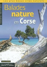 Balades nature en Corse