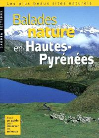 Balades nature en Hautes-Pyrénées