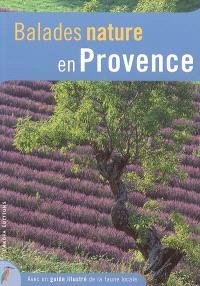 Balades nature en Provence