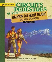 Balcon du Mont-Blanc : val d'Arly, val Montjoie