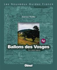 Ballons des Vosges : Parc naturel régional