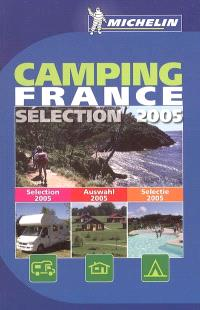 Camping France 2005 : sélection 2005