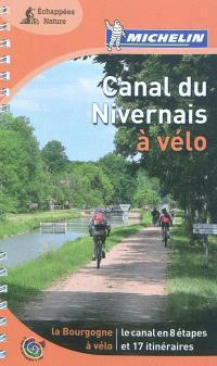 Canal du Nivernais à vélo : le canal en 8 étapes et 17 itinéraires