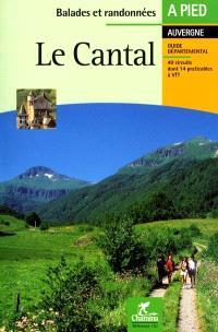Cantal : guide départemental de balades et randonnées