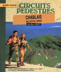 Chablais : balcon du Léman