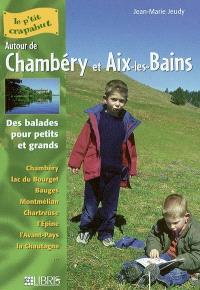 Chambéry et Aix-les-Bains