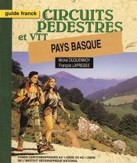 Circuits pédestres et VTT : Pays basque