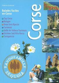 Corse : balades faciles en Corse