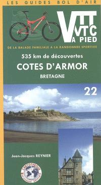 Côtes-d'Armor, Bretagne, 22 : 535 km de découvertes