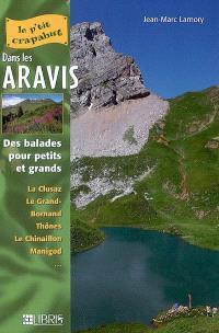 Dans les Aravis : des balades pour petits et grands : La Clusaz, Le Grand-Bornand, Thônes, Le Chinaillon, Manigod...