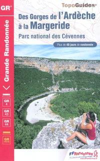 Des gorges de l'Ardèche à la Margeride