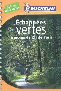 Echappées vertes à moins de 2h de Paris
