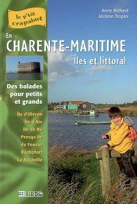 En Charente-Maritime : îles et littoral : balades pour petits et grands