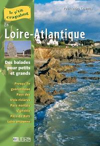 En Loire-Atlantique : presqu'île guérandaise, pays des trois rivières, pays nantais, Vignoble, pays de Retz, Loire ancéenne