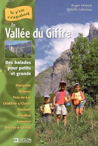 En vallée du Giffre : balades pour petits et grands : Marignier, Mieussy, Praz-de-Lys, Châtillon-sur-Cluses, Verchaix, Morillon, Samoëns, Sixt-Fer-à-Cheval