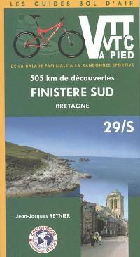 Finistère Sud, Bretagne, 29S : 505 km de découvertes