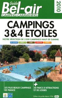 Guide Bel-Air campings 3 & 4 étoiles