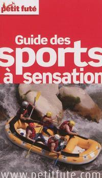 Guide des sports à sensation