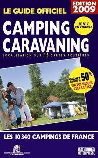 Guide officiel camping-caravaning 2009