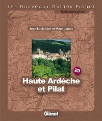 Haute Ardèche et Pilat