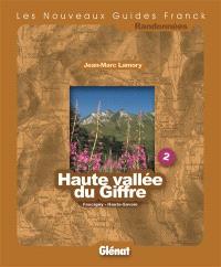 Haute vallée du Giffre : Faucigny, Haute-Savoie